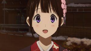Chitanda in Kimono
