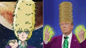 Trump Psycho 100