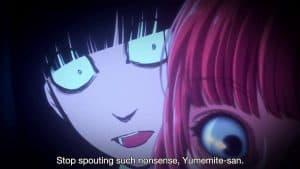 Yumeko Channeling Mob Psycho
